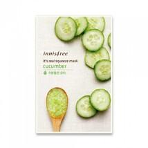 Innisfree INNISFREE - Cucumber It's Real Squeeze Mask