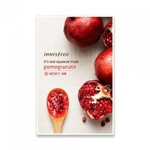 Innisfree INNISFREE - Pomegranate It's Real Squeeze Mask