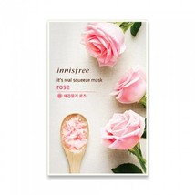 Innisfree INNISFREE - Rose It's Real Squeeze Mask