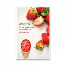 Innisfree INNISFREE - Strawberry It's Real Squeeze Mask