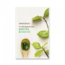 Innisfree INNISFREE - Green Tea It's Real Squeeze Mask