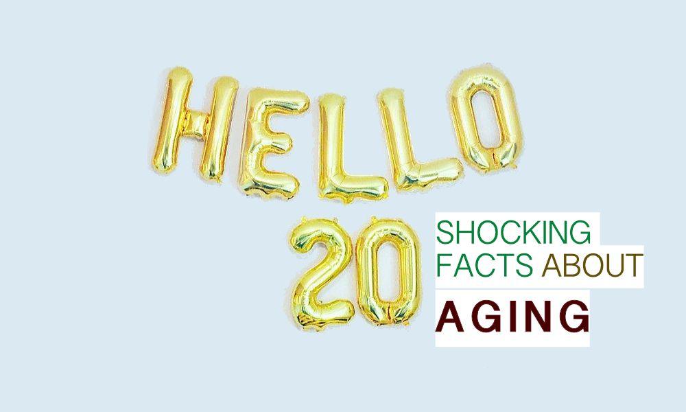 20 shocking facts van huidveroudering