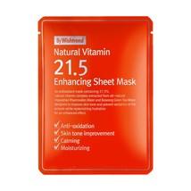 ByWishtrend - Natural Vitamin 21.5 Enhancing Sheet Mask