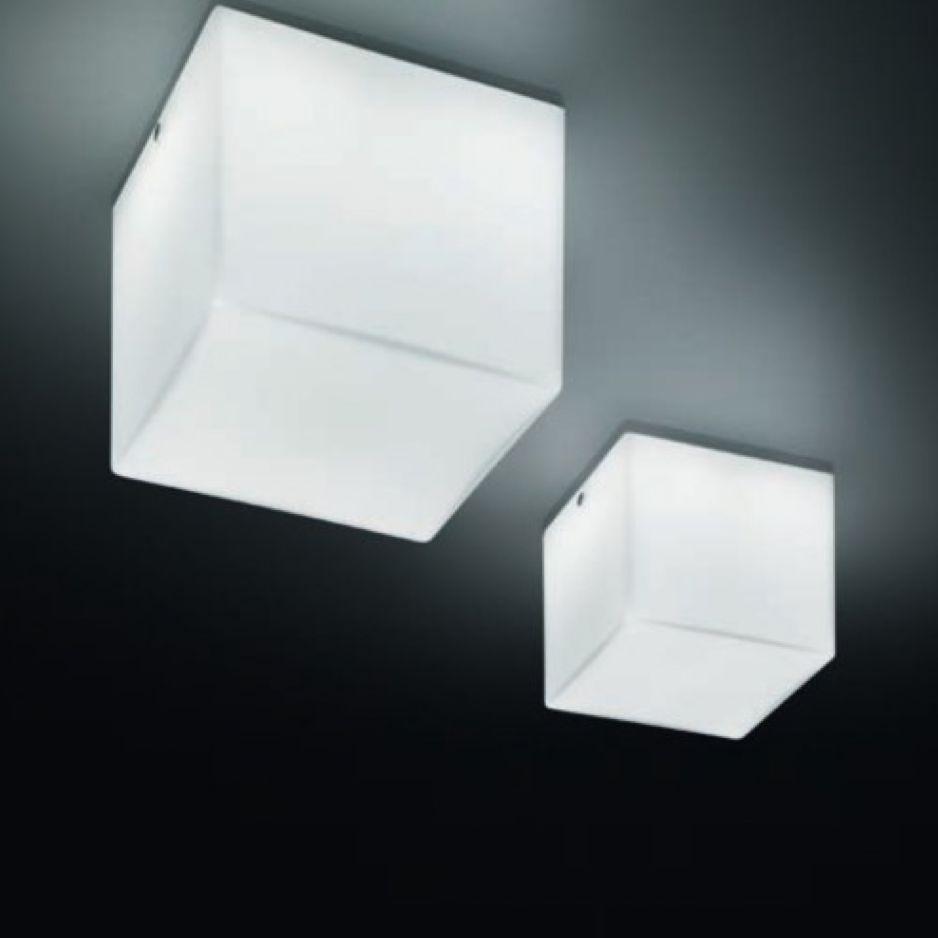 kubik led wand und deckenleuchte quadratisch creativlicht. Black Bedroom Furniture Sets. Home Design Ideas