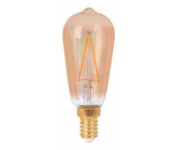 Girard Sudron Edison LED- Filament 1W E14 2500K Bernsteinfarben