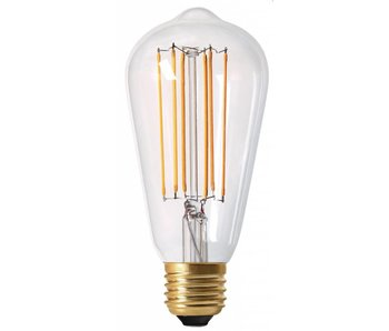 Girard Sudron Edison LED- Filament 4W E27 2300K klar dimmbar