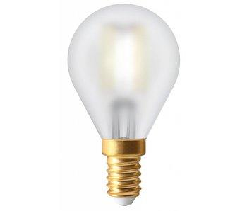 Girard Sudron Kugelform LED- Filament Lampe 4W E14 2700K matt