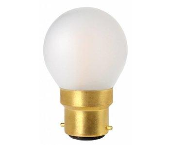Girard Sudron LED- Filament Fadenlampe 4W B22/G45 2700K matt