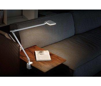 Panzeri Jackie LED Tischleuchte mit Tischklemme
