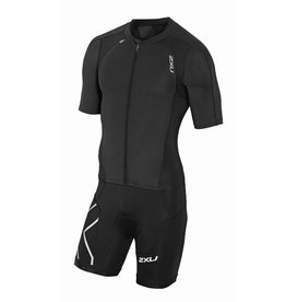 2XU 2XU Compression Full Zip Sleeved Trisuit