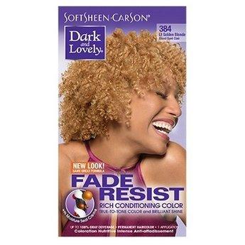dark amp lovely hair color 384 light golden blonde rc