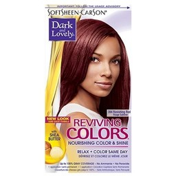 DARK & LOVELY Reviving Color 394 - Ravishing Red