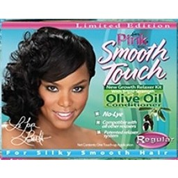 PINK Smooth Touch Relaxer Kit Regular