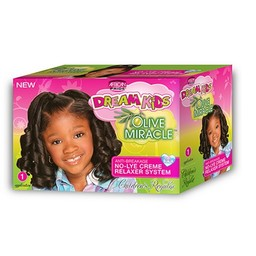 AFRICAN PRIDE DREAM KIDS Creme Relaxer System Super