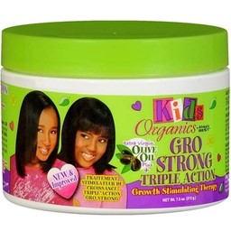 AFRICA'S BEST KIDS ORGANICS Gro Strong Triple Action Therapy 7.5 oz