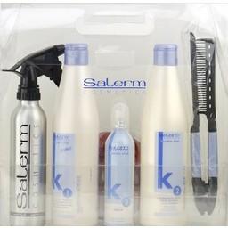 SALERM Keratin Shot Treatment Kit