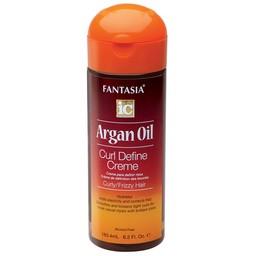 FANTASIA IC Argan Oil Curl Define Creme 6.2 oz
