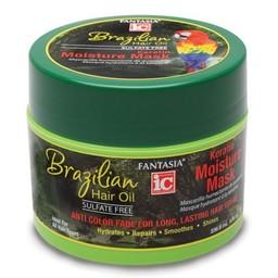 FANTASIA IC Brazilian Hair Oil Keratin Moisture Mask 8 oz