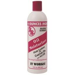 BRONNER BROTHERS Oil Moisturizer Hair Lotion 12 oz