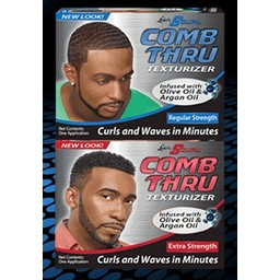 S-CURL Comb Thru Texturizer - Regular Strength