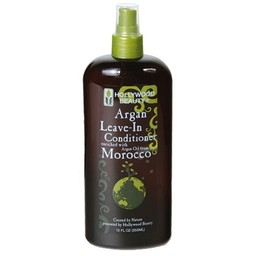 HOLLYWOOD BEAUTY Argan Leave-In Conditioner Morocco 12 oz