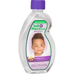SOFT & PRECIOUS Baby Oil 10 oz