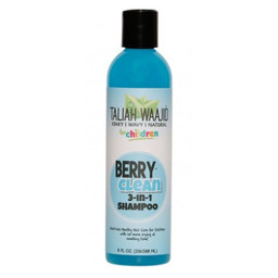 TALIAH WAAJID For Children - Berry Clean 3-n-1 Shampoo 8 oz.