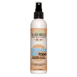 TALIAH WAAJID For Children - Tangles Out Leav-In Conditioner & Detangler 8 oz.