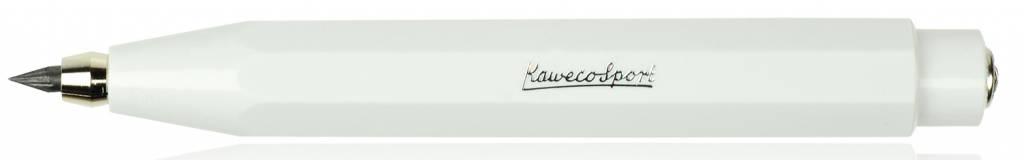 Kaweco Sport Skyline Clutch White Vulpootlood 3,2