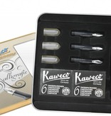Kaweco Kalligrafie Set Zwart