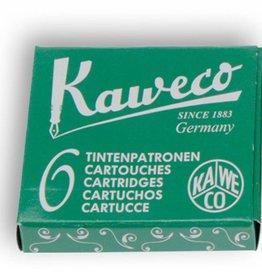 Kaweco Inktpatroon green 6