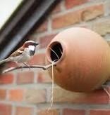 Esschert Vogelpot rond