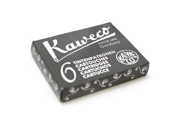 Kaweco Inktpatroon zwart