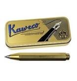 Kaweco Sketch Up Shape Raw Brass