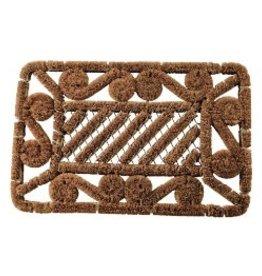 Redecker Deur mat cocos sier 40x60