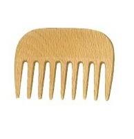Redecker Kam beuken afro - 9cm