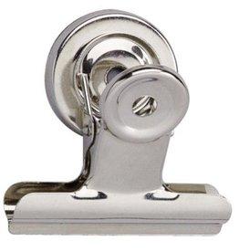 Papier clip buldogg - 50mm magneet