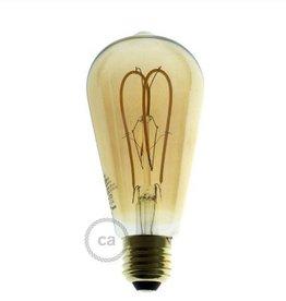 Edison ST64 lamp led 5W - E27/220V - dimbaar