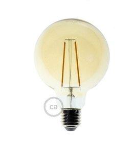 Ronde G95 lamp led 4W - E27/220V - dimbaar