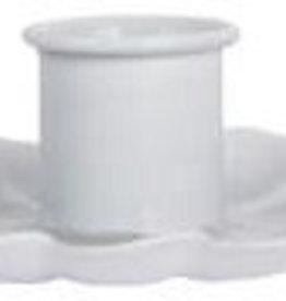 IB Laursen Kaarshouder bloem- wit