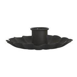 IB Laursen Kaarshouder bloem - zwart