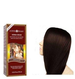 Surya Brasil Henna Haarverf Cream Chocolate - 70ml