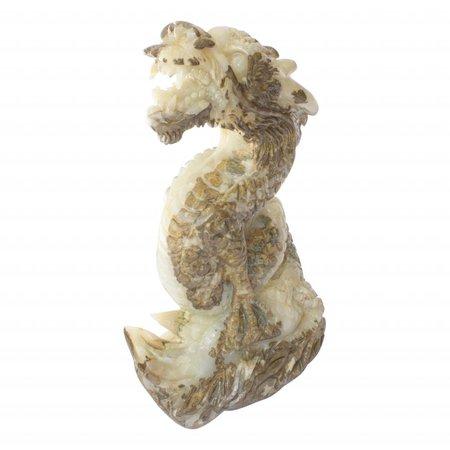 Chinesischer Drache aus Onyx