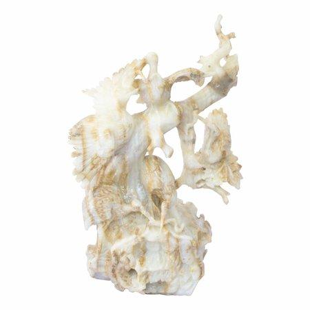 Störche aus onyx