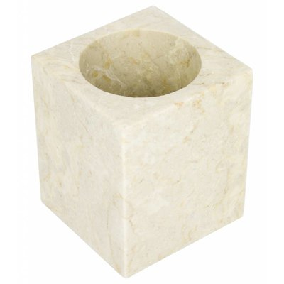 Marble Toilet Brush Holder Savoe