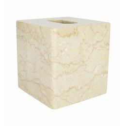 Marmor Taschentuchbox Banda