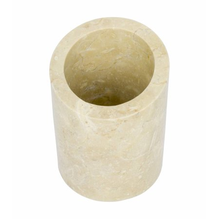 Marble Toilet Brush Holder Rangga