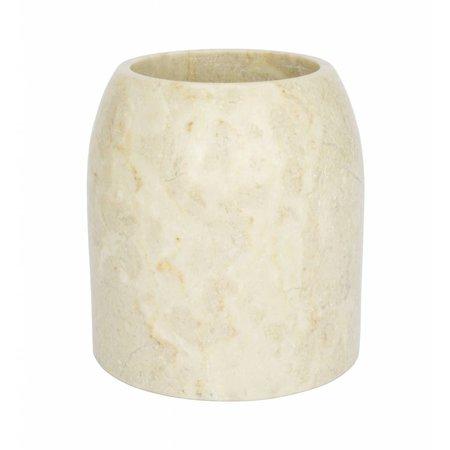 Marmor Toilettenbürstenhalter Madewi