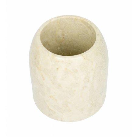 Marble Toilet brush holder Madewi