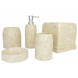 5-piece marble bath set Madewi
